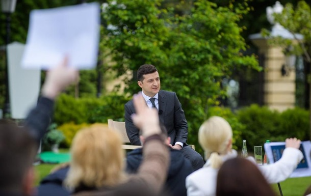 Президент оценил профессионализм Шмыгаля