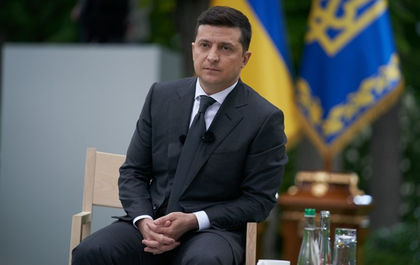 Зеленский заговорил о втором сроке президентства
