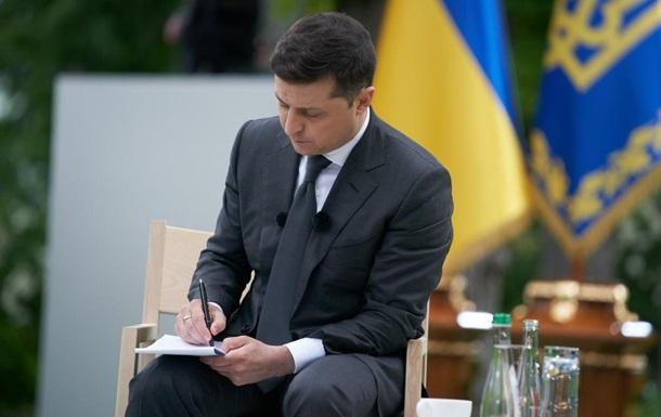 Зеленський висловився про слідства за убивствами Гандзюк і Шеремета
