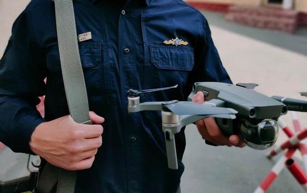 Под Одессой поймали владельца беспилотника, летавшего над воинской частью