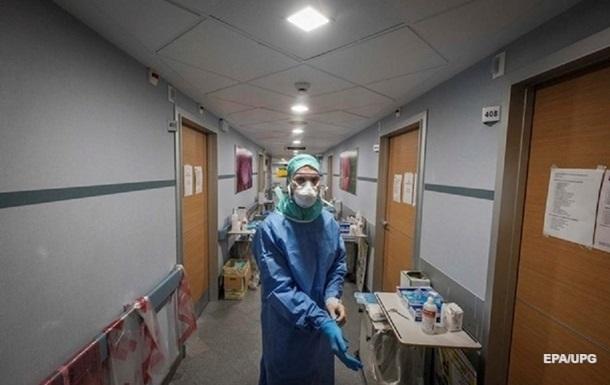 В Украине ускорился рост заболевания COVID-19