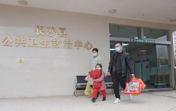 У Китаї будують медичну базу на випадок великої епідемії