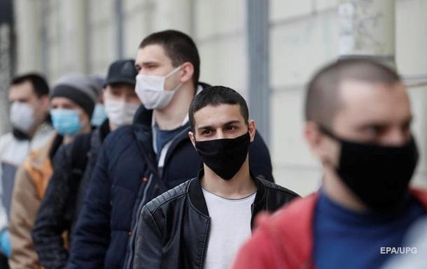 У РФ другий день поспіль менш як 9000 хворих на коронавірус