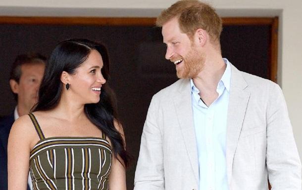 Меган Маркл сэкономила на подарке принцу Гарри на годовщину их свадьбы