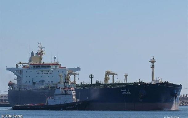 В Україну вперше прибула американська нафта WTI