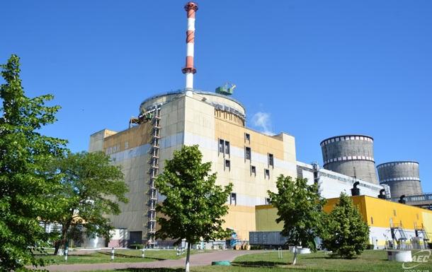 Ровенская АЭС вывела в резерв третий энергоблок