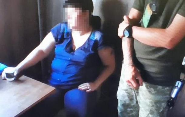 Суддя перетинала лінію розмежування з  ДНР  за підробленим паспортом