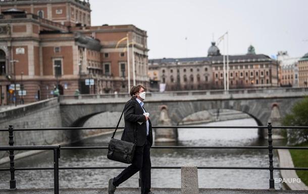 Бум проституции. Последствия коронавируса в Швеции