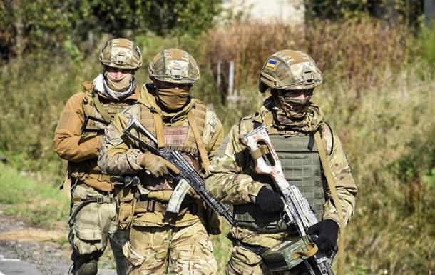 Сутки на Донбассе: семь обстрелов, у ВСУ потери