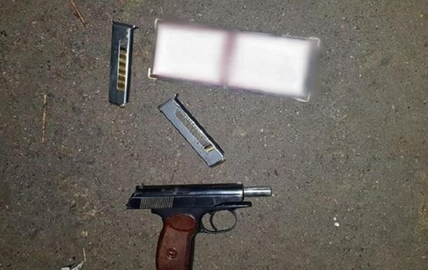 В Киеве семейная ссора закончилась стрельбой
