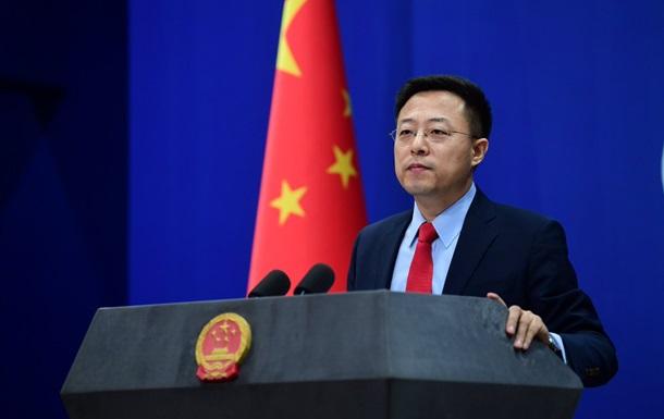 Китай відповів на погрози США щодо Гонконгу