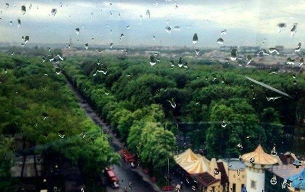 На выходных в Украине пройдут дожди