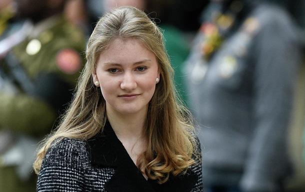 Принцесса Бельгии поступила в элитную военную академию