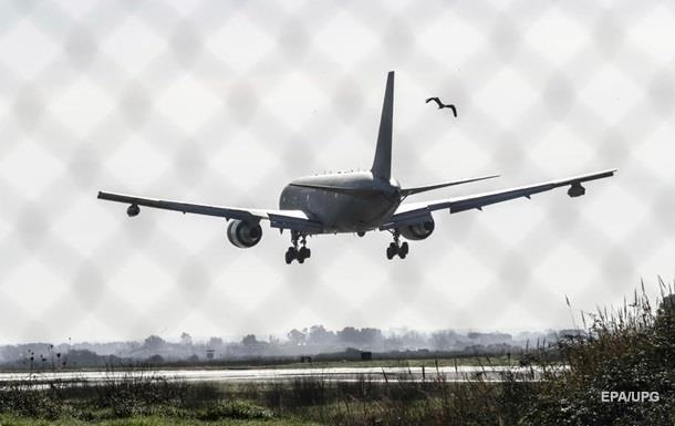 Крупнейшие  стоянки  самолетов в Европе почти заполнены