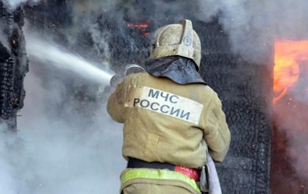 В России горела третья за месяц больница, есть жертвы