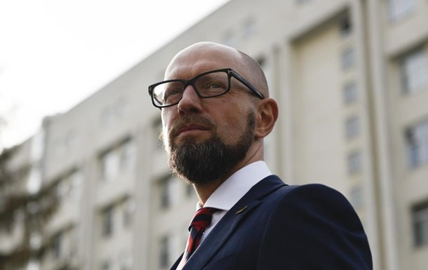 У Шмыгаля требуют объяснений по визиту Яценюка