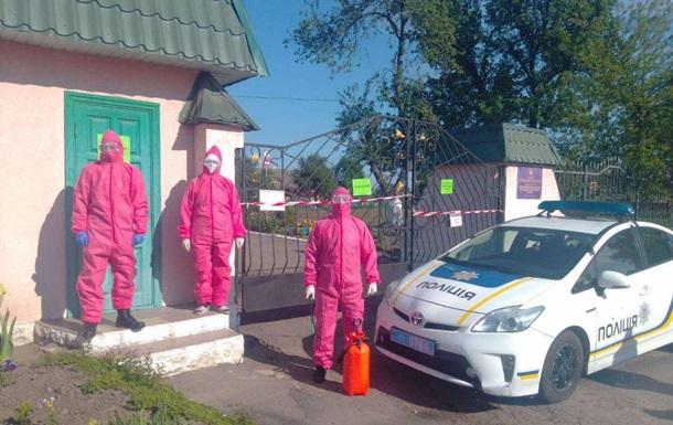 У Рівненській області спалах COVID-19 у будинку для людей літнього віку