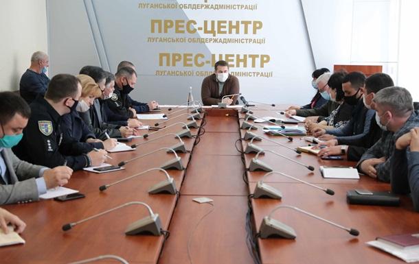 У Луганській області назвали дату послаблення карантину