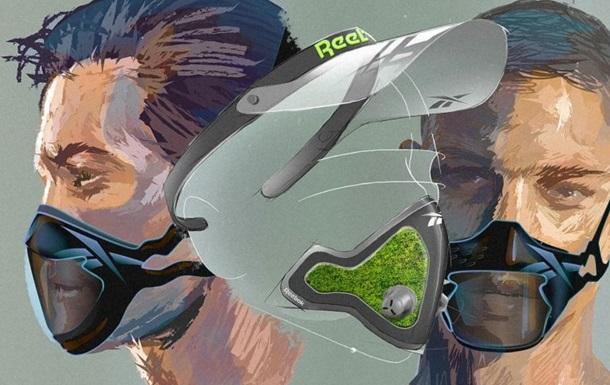 Reebok випустив інноваційні захисні маски