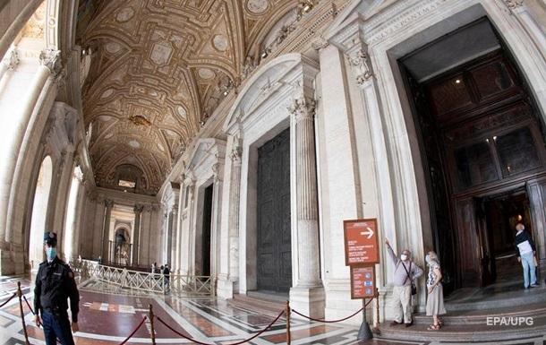В Ватикане музеи открываются после карантина