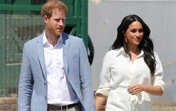 Меган Маркл і принца Гаррі звинуватили у крадіжці - ЗМІ