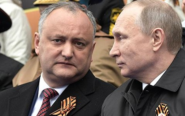Операція з купівля Кремлем Молдови зупинена