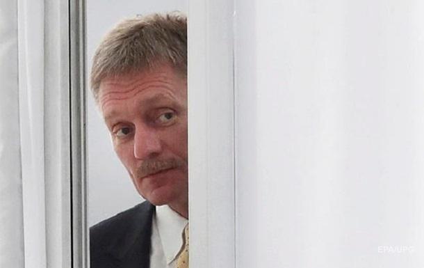 Прес-секретаря Путіна виписали з лікарні після COVID-19