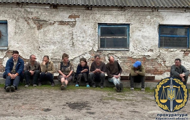 Під Харковом фермери примушували працювати безкоштовно дев ять осіб
