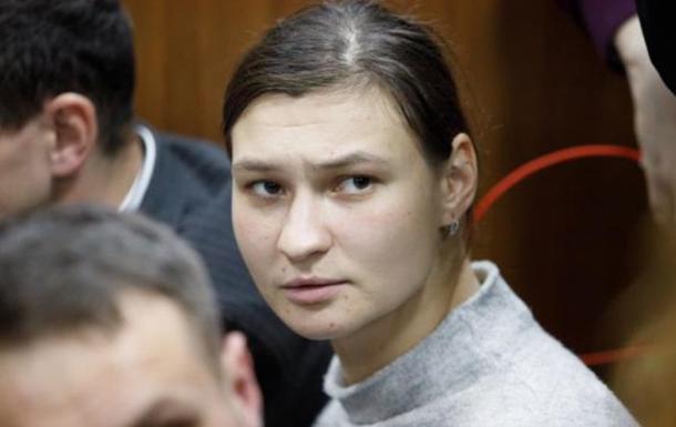 Яну Дугарь, подозреваемую в убийстве Шеремета, отпустили под залог