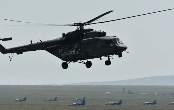 Четыре человека погибли при крушении вертолета на Чукотке