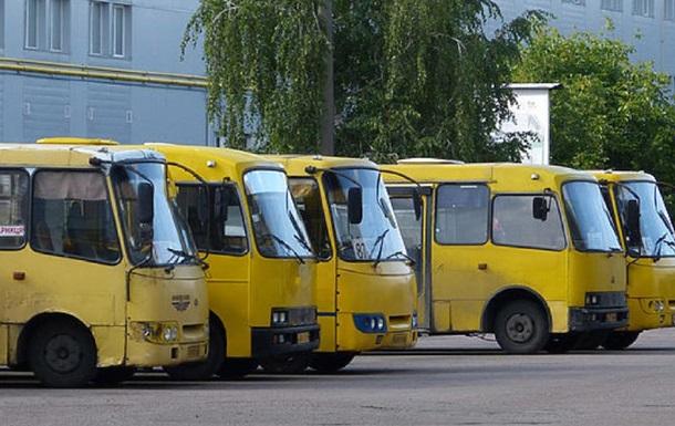 На Киевщине возобновлены пассажирские перевозки