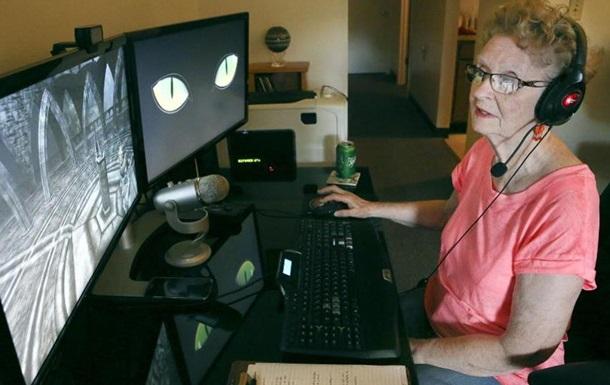 Самую старую геймершу мира затравили в сети
