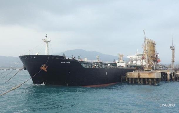 У Венесуелу прибув третій танкер із паливом з Ірану