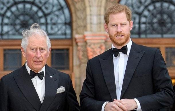 Принц Гаррі просить грошей у батька - ЗМІ