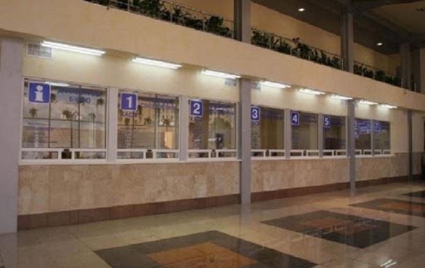 Начал работу киевский железнодорожный вокзал