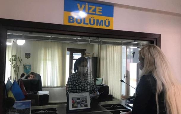 Украина возобновила работу консульств в Анкаре и Стамбуле
