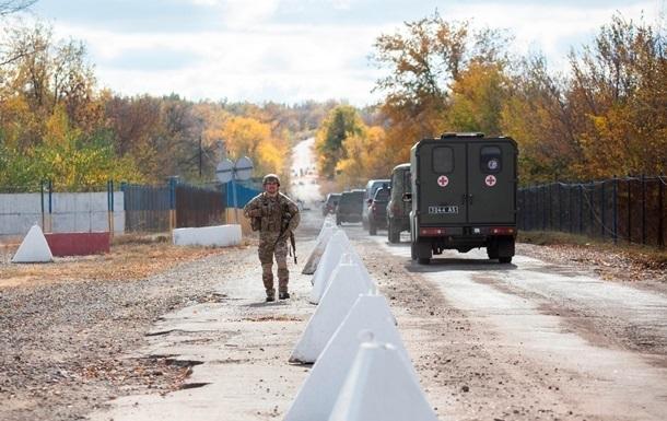Сепаратисти обстріляли ділянку розведення на Донбасі
