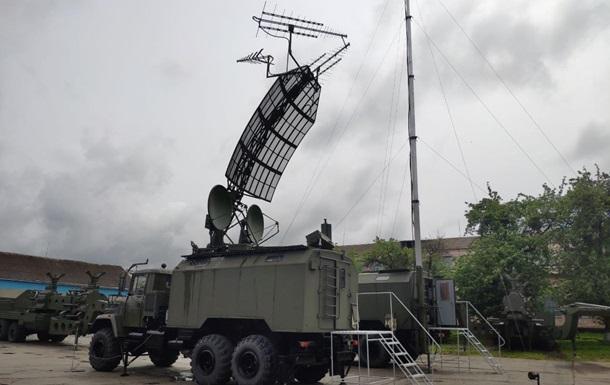 В Украине испытали систему Кольчуга после ремонта