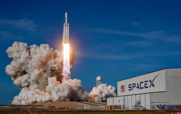 Запуск корабля Dragon Илона Маска онлайн-трансляция