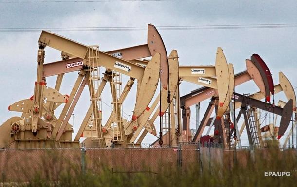 Цены на нефть упали ниже 34 долларов