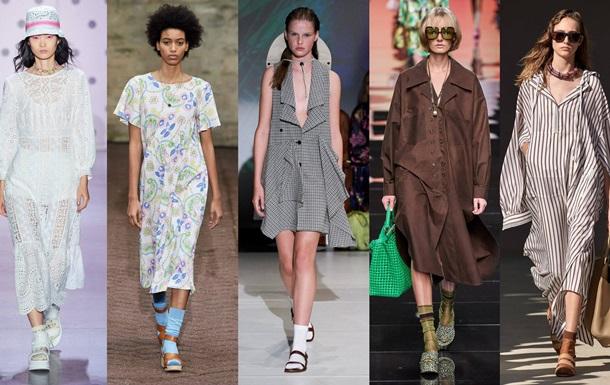 Модным трендом лета станут сандали с носками: фото