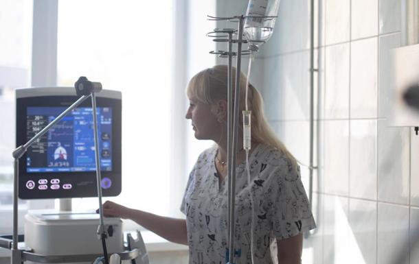 Bosch Украина финансирует ремонт аппаратов ИВЛ для детской больницы в Киеве