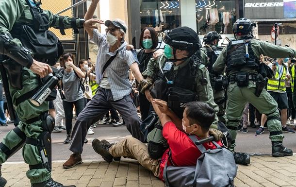 Гонконг теряет автономию. США готовят мощный ответ