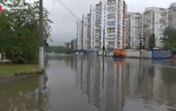 В Одессе выпало рекордное число осадков за 50 лет