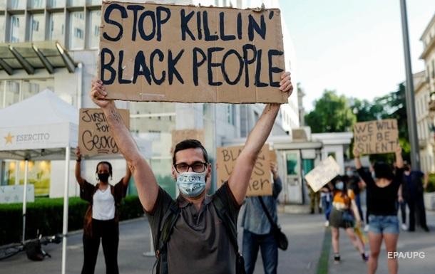 В ООН отреагировали на гибель темнокожего в США