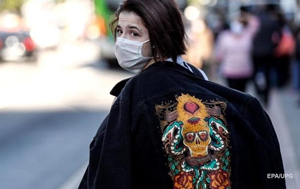 Бразилія оновила добовий антирекорд коронавірусу