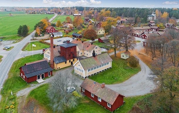 У Швеції продають село-курорт
