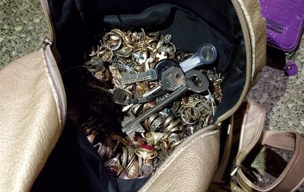 В Днепре из церкви пытались украсть три килограмма золота