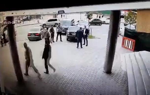 У Києві напали на президента ліги WWFC - соцмережі