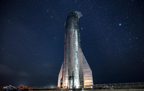 Черговий корабель Starship Ілона Маска вибухнув